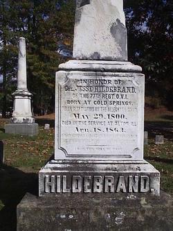 Col Jesse Hildebrand