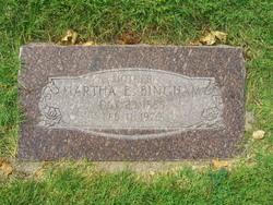 Martha Estella <I>Patterson</I> Bingham
