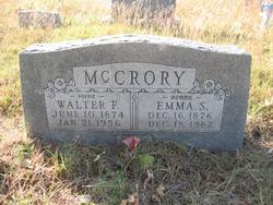 Walter F. McCrory