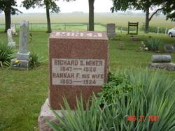 Richard S Miner