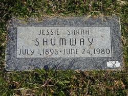Jessie Sarah Shumway