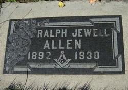 Ralph Jewell Allen