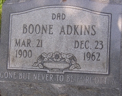 Daniel Boone Adkins