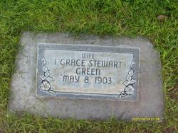 Ina Grace <I>Stewart</I> Green