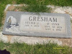 Otha Lynn Gresham