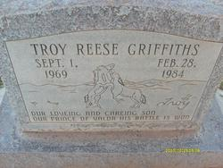 Troy Reese Griffiths