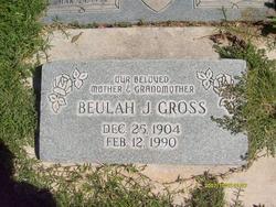 Beulah Jane <I>Green</I> Gross
