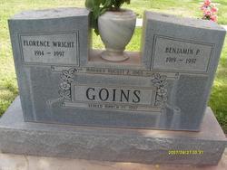 Benjamin Pershing Goins