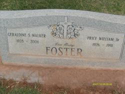 Price William Foster, Jr