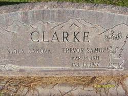 Trevor Samuel Clarke