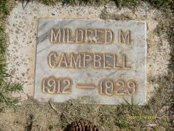 Mary Mildred Campbell