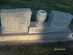 Agnes <I>Garcia</I> Campos