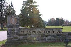 Saint Andrew Cemetery
