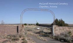 McCarrell Memorial Cemetery
