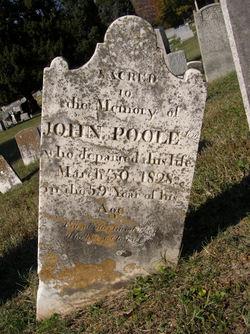 John Poole, Jr