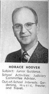 Horace Hoover