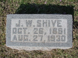 John Willie Shive