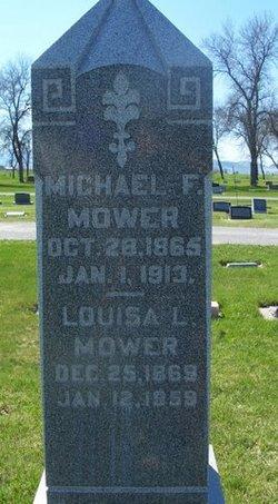 Louisa Lusina <I>Lewis</I> Mower