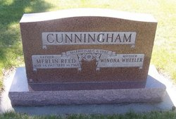 Merlin Reed Cunningham