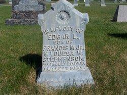 Edgar Lavern Stephenson
