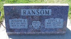 Joseph Arbon Ransom