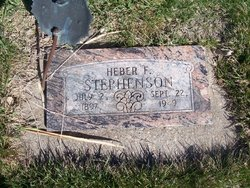 Heber Francis Stephenson