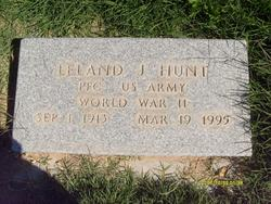 Leland Jacob Hunt