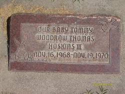 Woodrow Thomas Hoskins, III