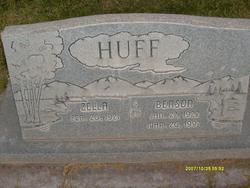 Benson Harold Huff