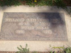 Willard Kenneth Huish