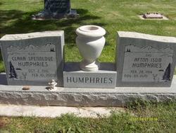 Afton Isom Humphries