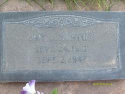 Jay Louis Hinton