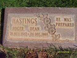 Roger Dean Hastings