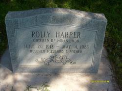 "Roland Elmo ""Rolly"" Harper"