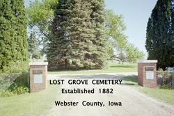 Lost Grove Cemetery