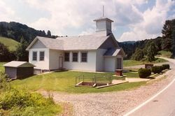 Grapevine Baptist Church Cemetery