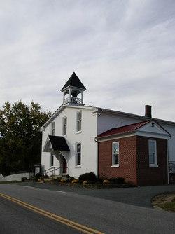 Cherry Hill United Methodist Church Cemetery