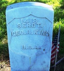 Corp George H. King