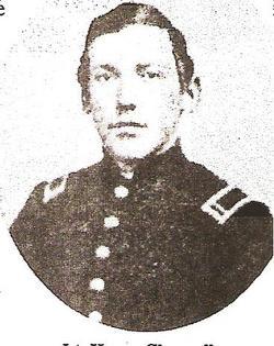 Lieut Henry Chancellor, Jr