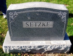 "Elmer H ""Mickey"" Setzke"