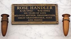 Rose Handler