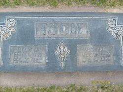 Mary Eleanor <I>Jepson</I> Isom