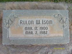 Rulon Wright Isom