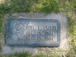 Carl Lemmon Isom