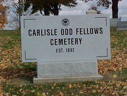 Carlisle Odd Fellows Cemetery