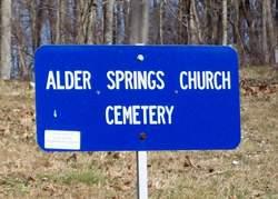 Alder Springs Cemetery