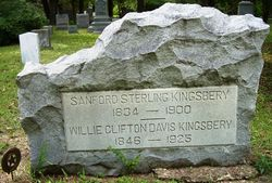 Willie Clifton <I>Davis</I> Kingsbery