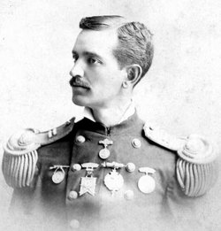 Capt William Platt Wood
