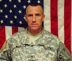 SFC Johnny Carl Walls