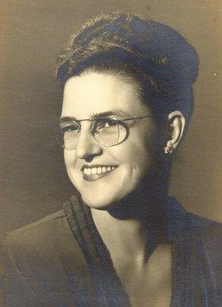 Madelene Shelby <I>Simons</I> Beckenbach